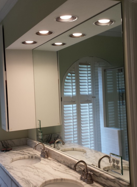 Bathroom mirrors belfast glass mirrors for Bathroom ideas belfast