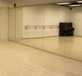 Dance Studio Mirrors