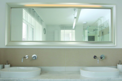 Bathroom Vanity counter top Glass Mirror Belfast online glass