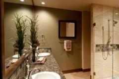 Bathroom glass for sale in Northern Ireland supply and install in omagh