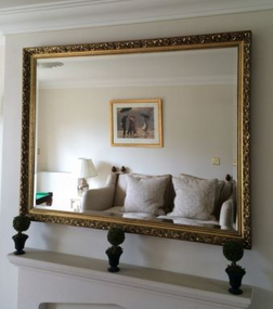 House Mirrors made to measure in county Donegal and north west of ireland