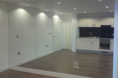Full size glass Mirror belfast glass mirrors online buy and supplied to northern ireland glaziers