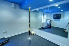 Gym Mirrors wide and tall mirror glass gym glass