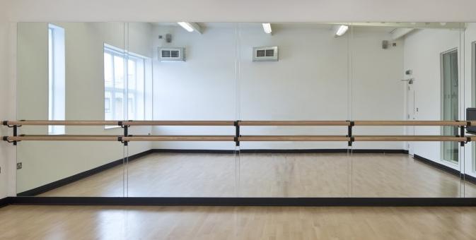 Dance Studio Mirrors Belfast Glass Mirrors